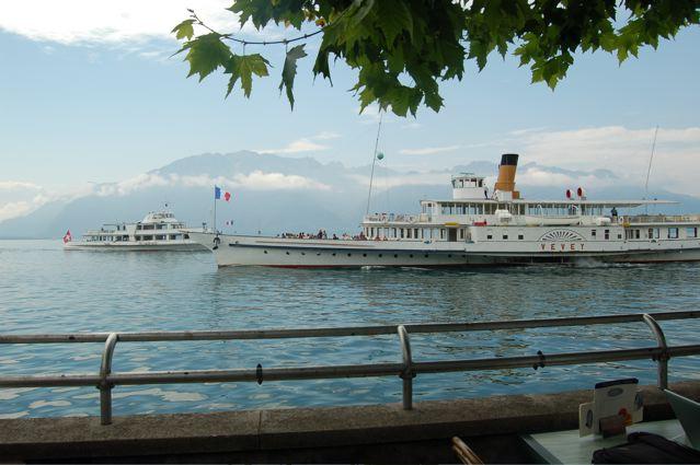 Lake Lucerne - Vevey, Switzerland, 2006